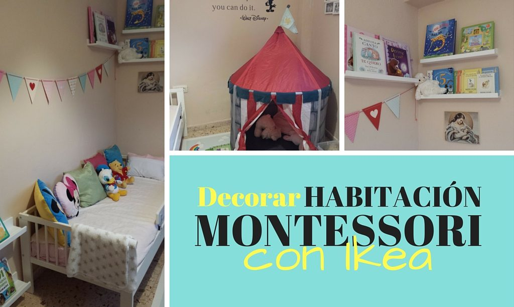 Decorar habitación Montessori con Ikea. | Blog SUPERMAMAS